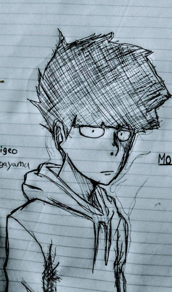 605x1024 My Mob Drawing Mob Psycho 100 Amino