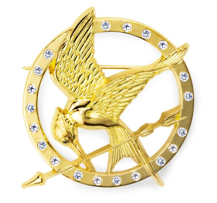 700x657 Mockingjay Badge Best Badge 2017