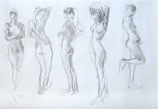 550x379 Life Drawing A Collection Of Resources By Hester Berry
