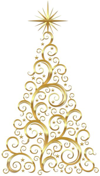 341x600 Modern Christmas Tree Clip Art Fun For Christmas
