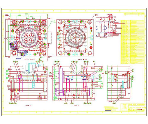 Mold Drawing at GetDrawings com | Free for personal use Mold