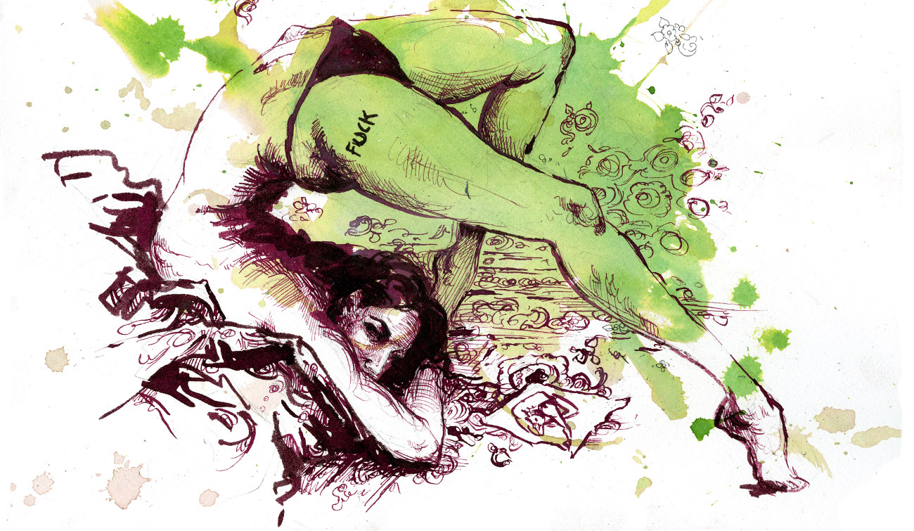 1300x755 Molly Crabapple's Memoir Drawing Blood Preview And A Giveaway
