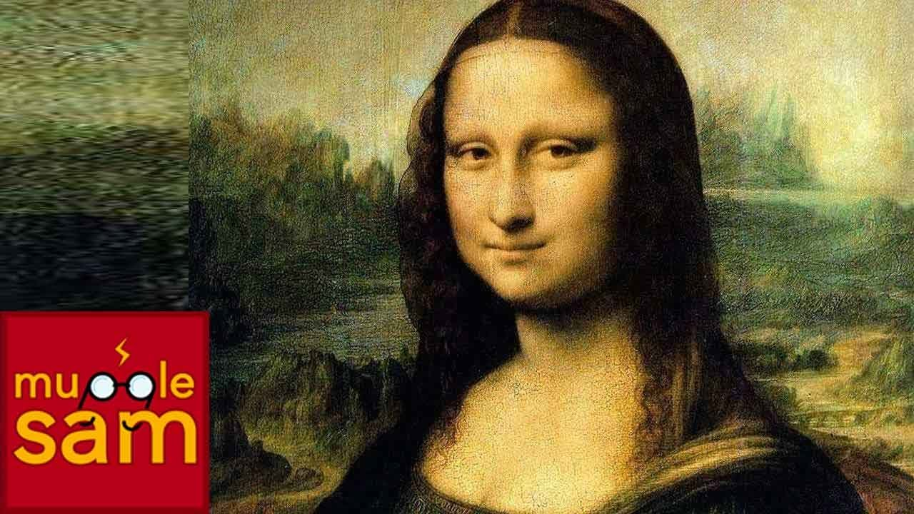 1280x720 Mona Lisa Drawing 5 Year Old Sophia Mugglesam