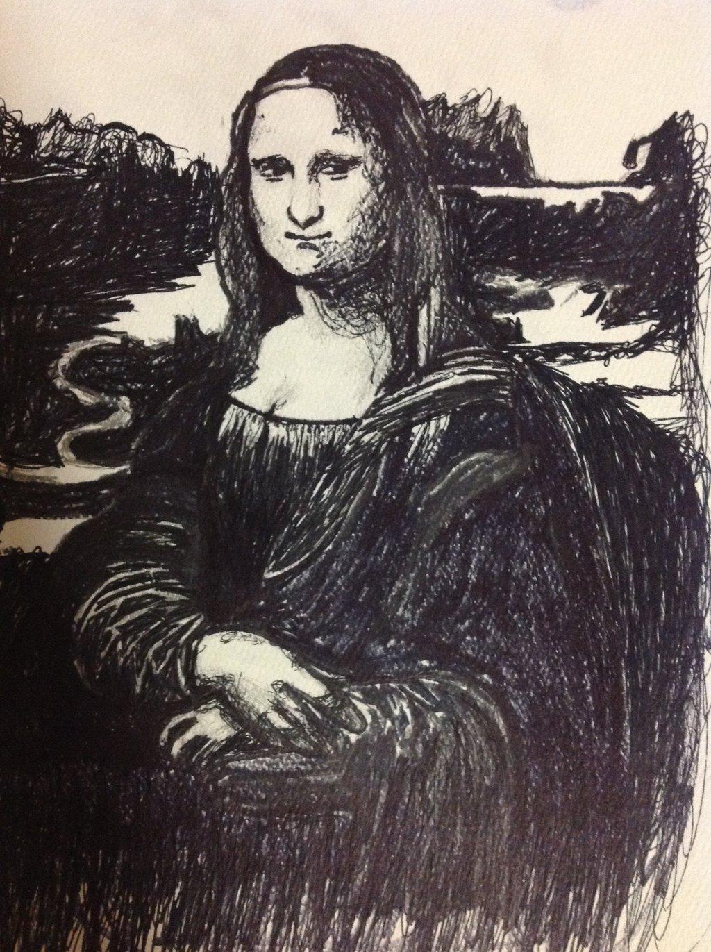 1024x1371 The Mona Lisa