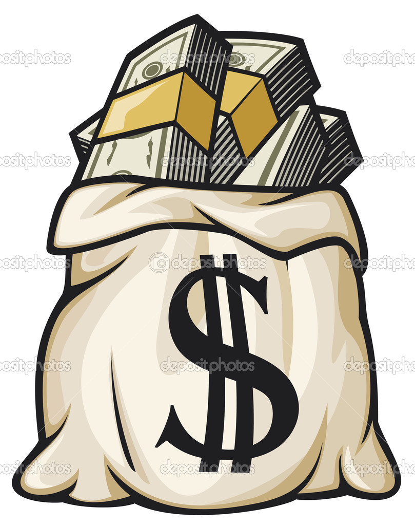 809x1024 13 Money Bag Vector Graphics Images