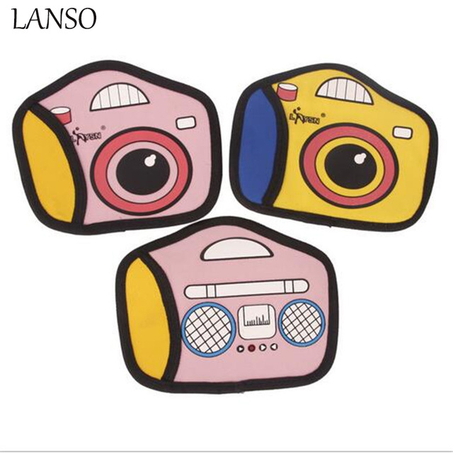 640x640 2017 New Design Comic Packs Camera Bag Coin Purse Novelty Wallets