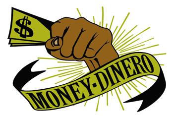 351x234 Money Drawing, Money Attracting Spiritual Supplies Original