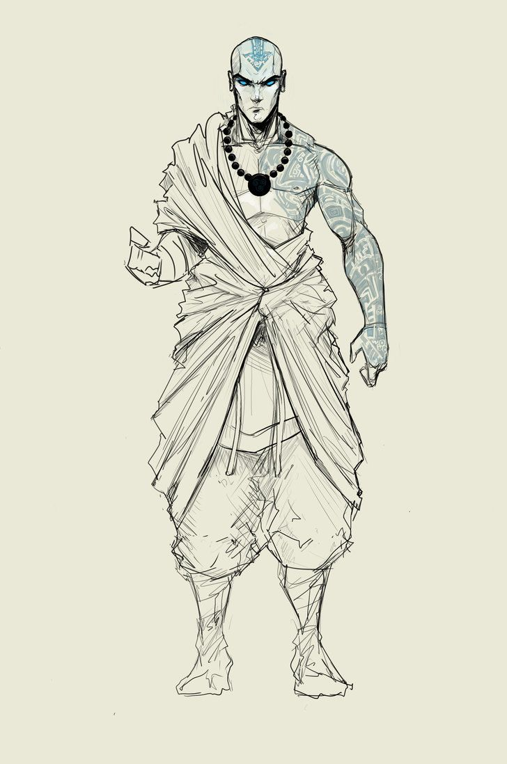 728x1098 228 Best Monk Images On Character Concept, Character