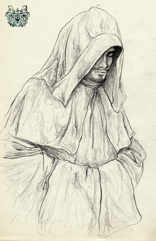 500x771 The Dominican Monk Who Found I By Mysticnova7