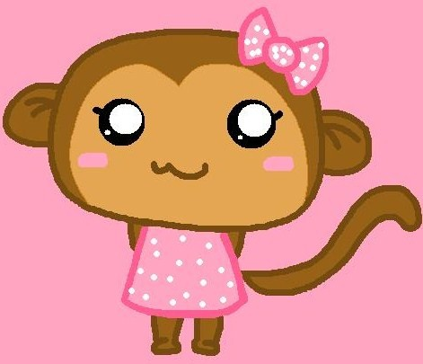 471x405 Mimi The Cute Monkey By Stacey007