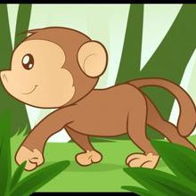 220x220 How To Draw How To Draw A Monkey For Kids