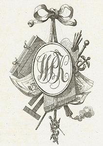 212x300 Monogram Drawings Fine Art America