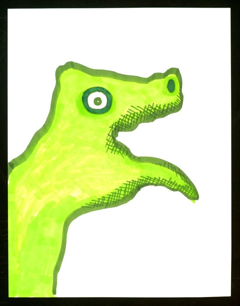 800x1019 Horrific Hand Shadow Monster Drawings Of Doom Art For Kids
