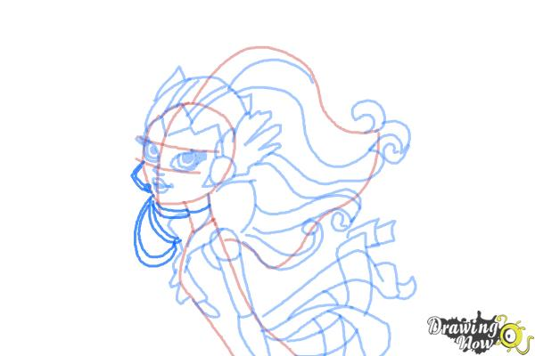 600x400 How To Draw Astranova From Monster High