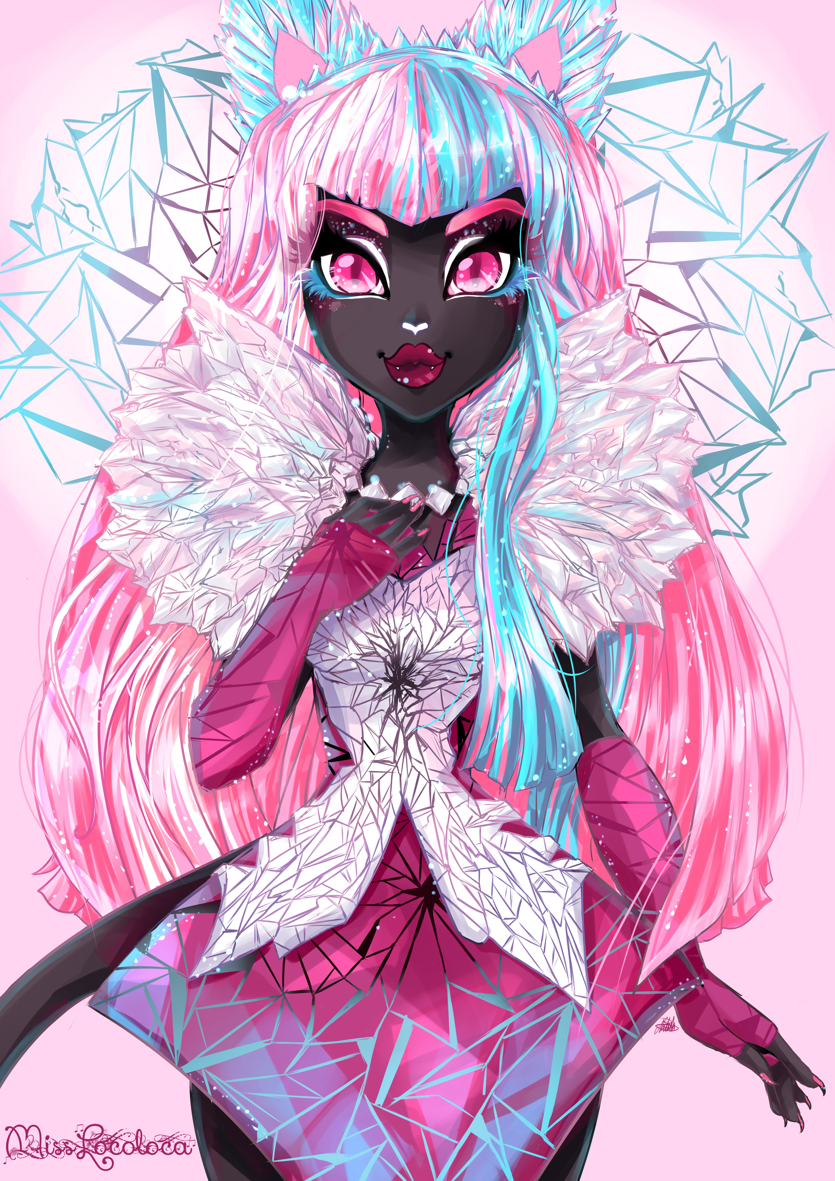 2893x4092 Welcome To The My Page Mhigh (Monster High) Frankie And All
