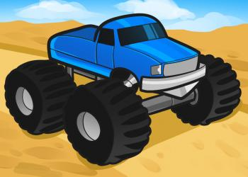 350x250 How To Draw How To Draw A Monster Truck For Kids