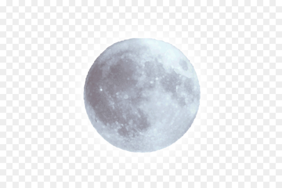 900x600 Full Moon Drawing