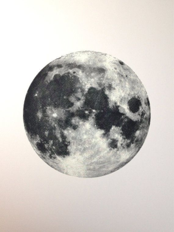 570x760 Full Moon Tattoos Ideas