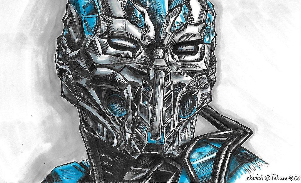 Mortal Kombat X Drawing at GetDrawings com | Free for personal use