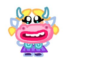 300x200 How To Draw Betty From Moshi Monsters
