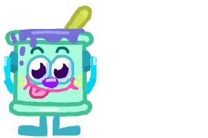 300x200 How To Draw Bodge From Moshi Monsters