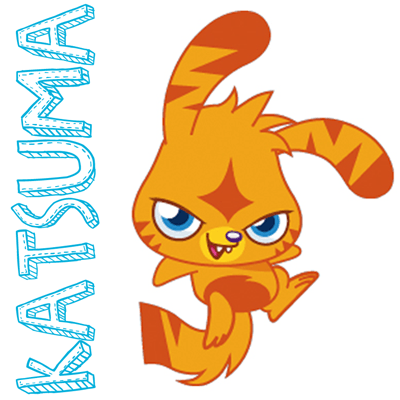 400x400 How To Draw Katsuma From Moshi Monsters With Easy Step By Step