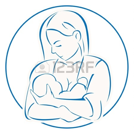 450x450 Mother Baby Silhouette Royalty Free Cliparts, Vectors,