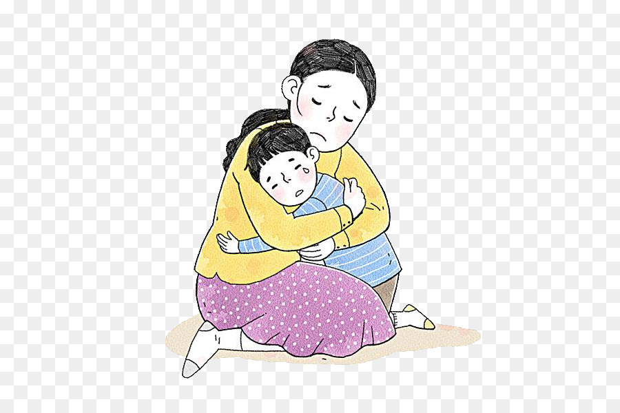 900x600 Mother Child Drawing Clip Art