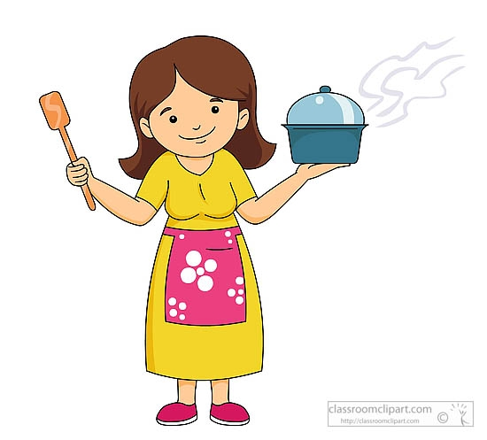 mother cooking drawing at getdrawings com free for personal use rh getdrawings com cook clip art pictures cool clipart