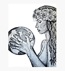 210x230 Mother Earth Drawing Gifts Amp Merchandise Redbubble