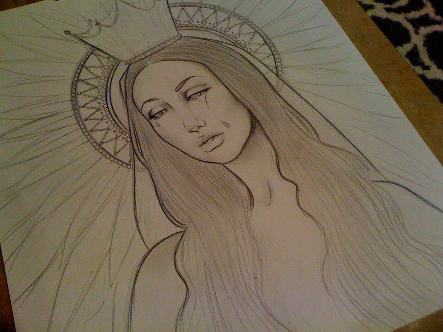 900x675 Mother Mary