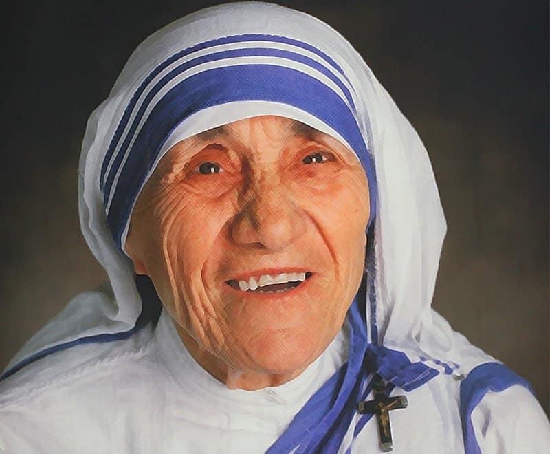 800x660 Mother Teresa A Servant Of God