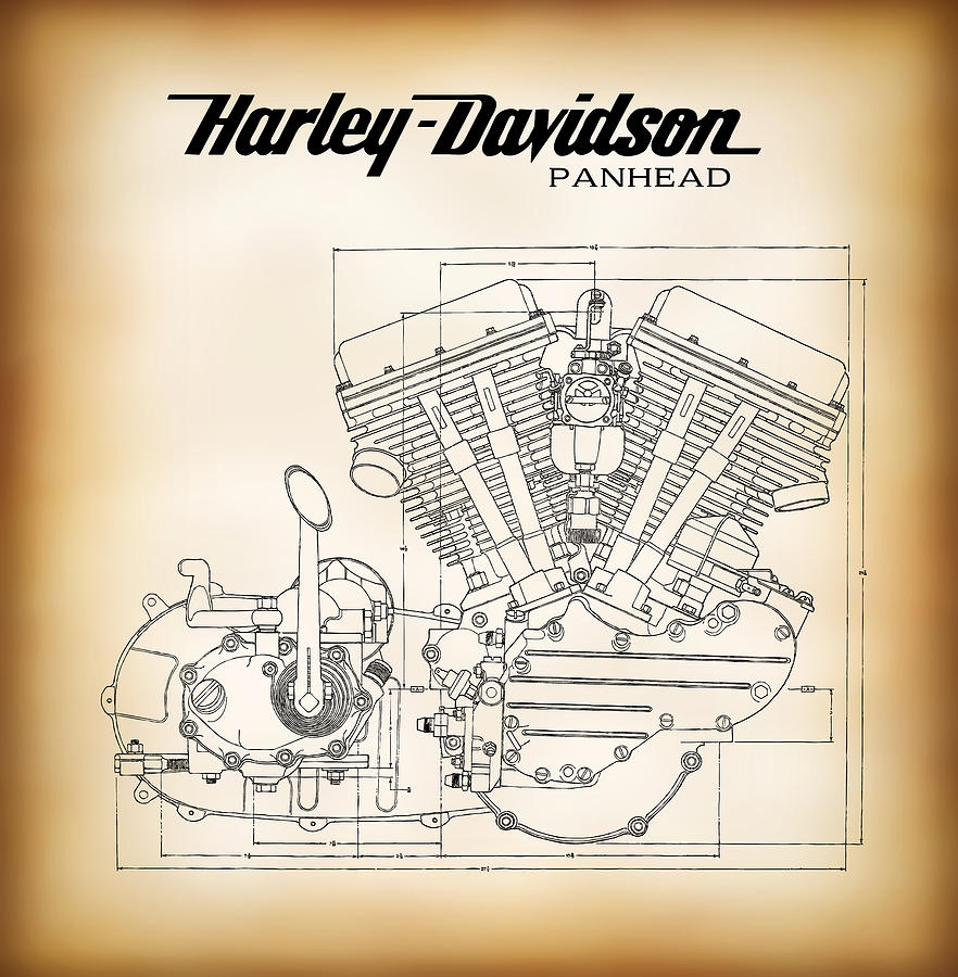 Remarkable Pan Head Harley Wiring Diagrams Gallery Best Image Basic Chopper Wiring  Diagram 1948 Panhead Wiring Diagram