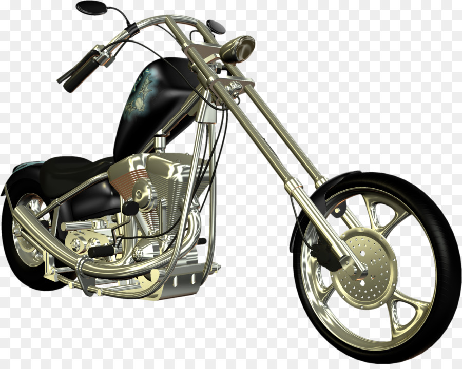 900x720 Motorcycle Chopper Bicycle