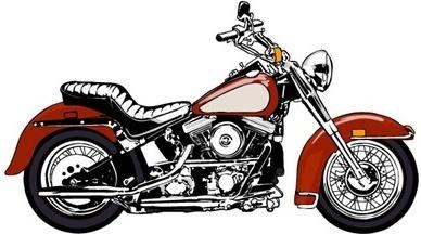 388x216 Motorcycle Vector Free Vector Download (240 Free Vector)