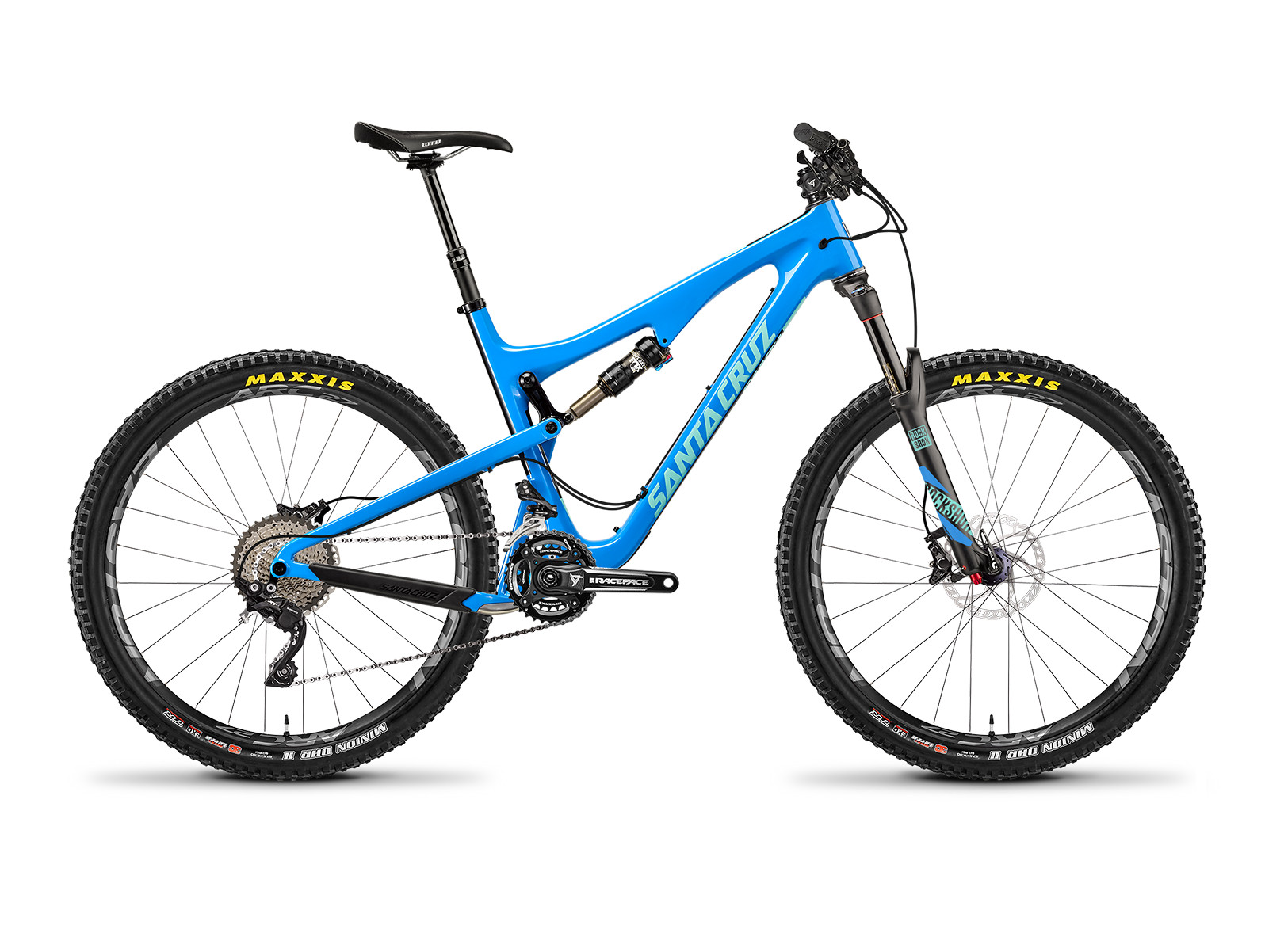 1596x1202 2016 Santa Cruz 5010 Carbon Cc Xt Bike