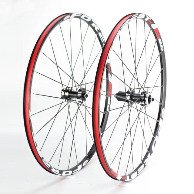 640x640 Rt 26 Inch Mountain Bike Wheel Mtb Cnc Aluminum Alloy 24 Hole