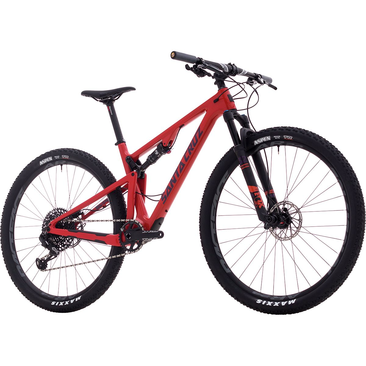 1200x1200 Santa Cruz Bicycles Blur Carbon R Complete Mountain Bike