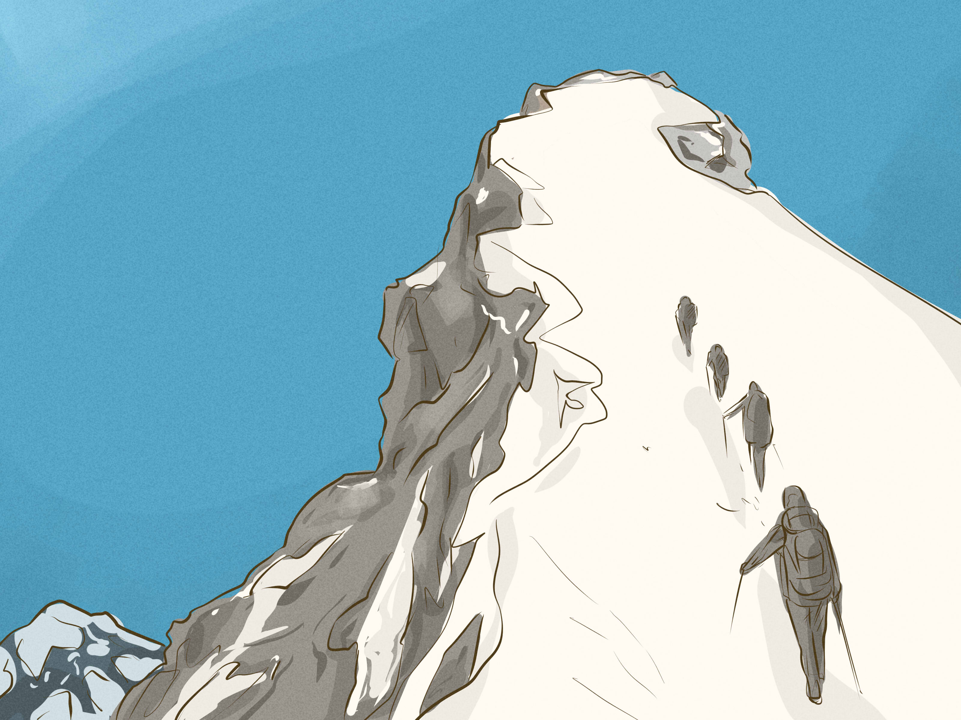 3200x2400 How To Climb Mount Everest (With Pictures)
