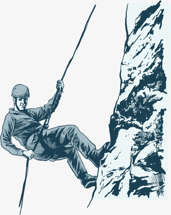 Mountain Climbing Drawing at GetDrawings.com   Free for personal use ...