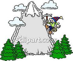 236x196 Cartoon Climbing Wall