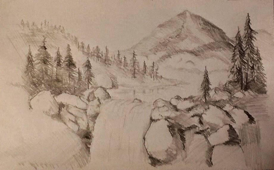 920x572 A Creative Journey, By Michael Mitchell Mountain Landscape