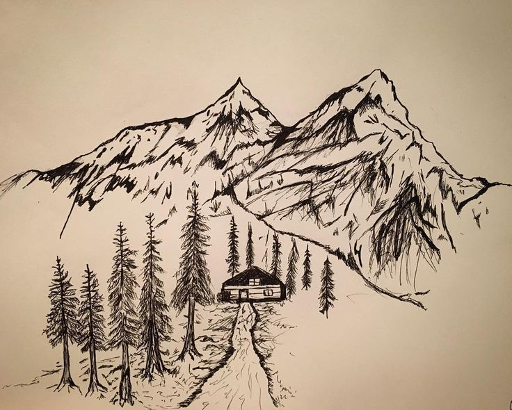 736x590 23 best Pen amp Ink Technique images on Pinterest To draw, Drawing