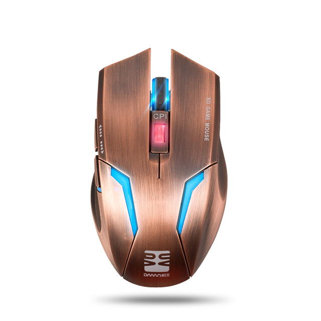640x640 Dm 9000 Wired Computer Laptop Usb Gaming Mouse Metal Drawing Mouse