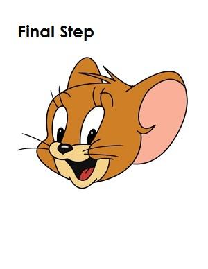 300x388 How To Draw Jerry