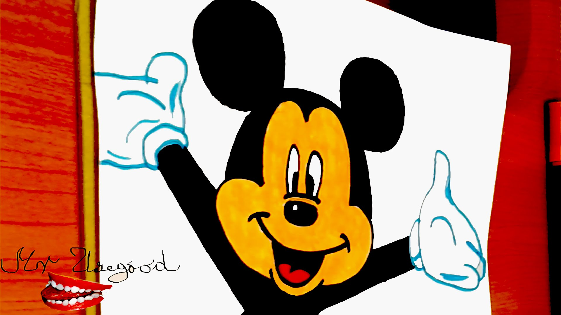 Mouse Face Drawing At Getdrawings Com Free For Personal Use Mouse