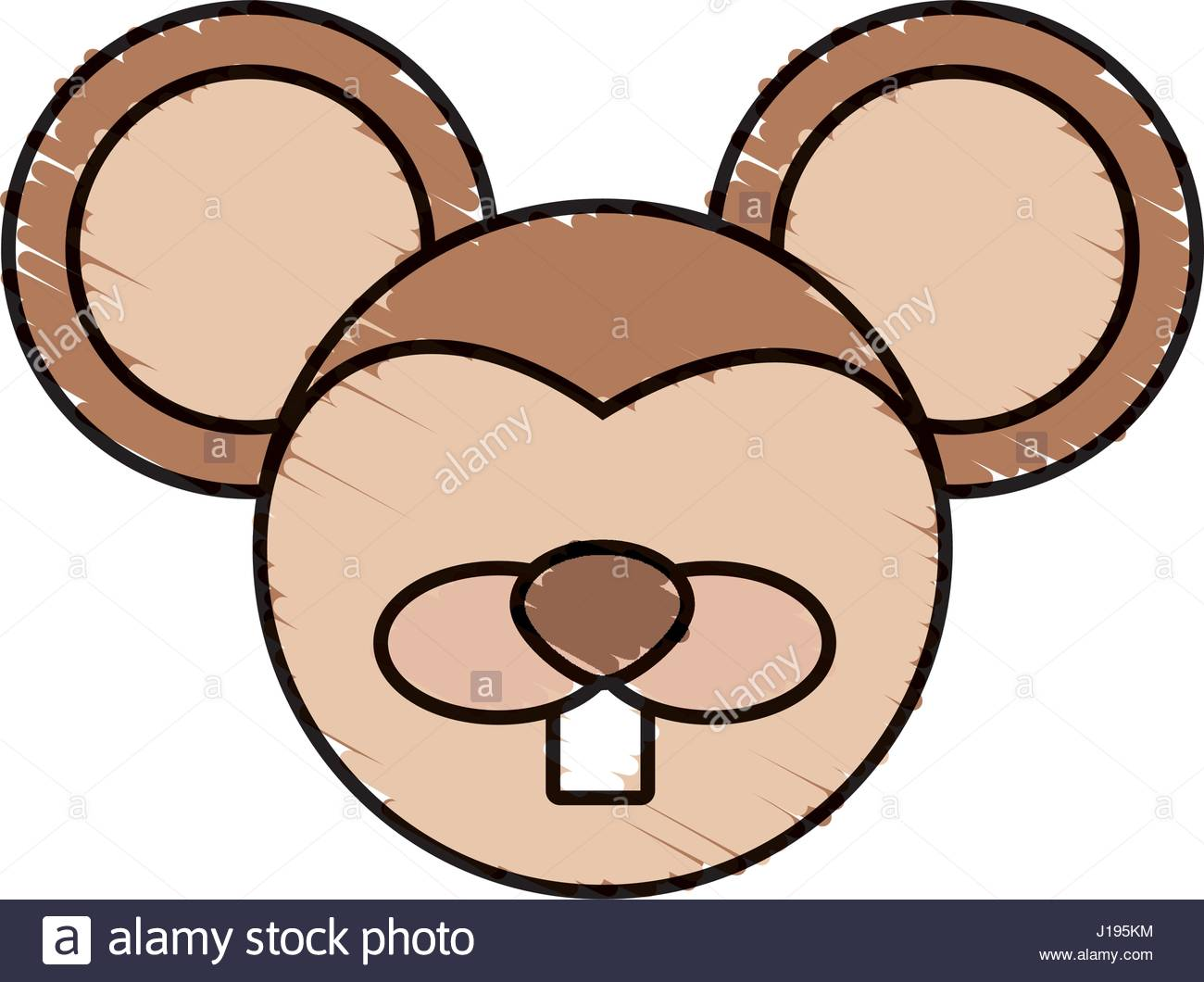 1300x1060 Drawing Mouse Face Animal Stock Vector Art Amp Illustration, Vector