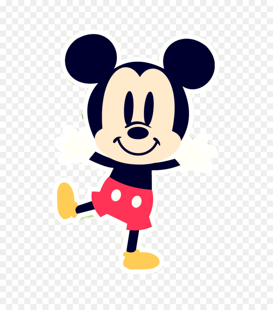 900x1020 Mickey Mouse Minnie Mouse Drawing The Walt Disney Company Cuteness