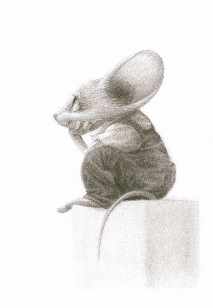 415x600 Life's Little Treasures Cute Mice Life S