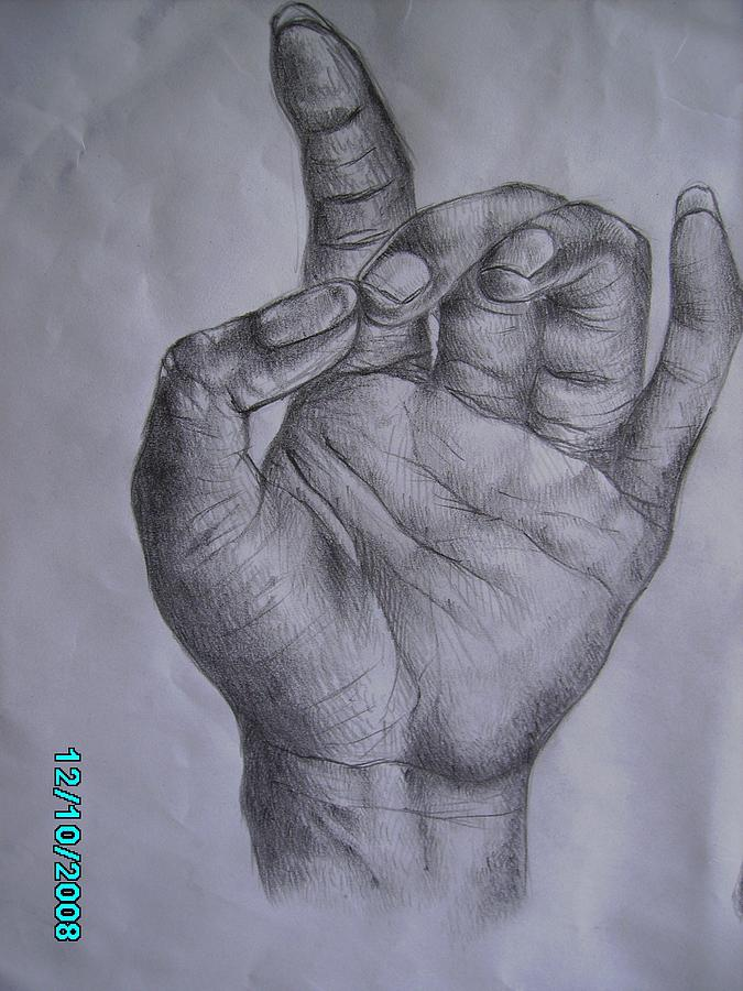 675x900 Hand Movement Drawing By Olaoluwa Smith
